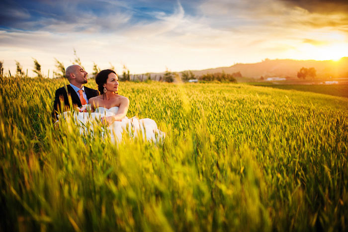san luis obispo wedding photos