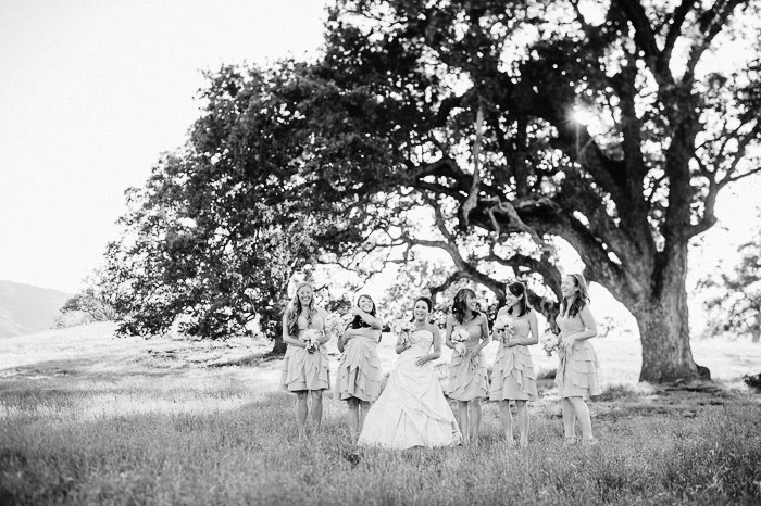 spanish oaks ranch wedding photo