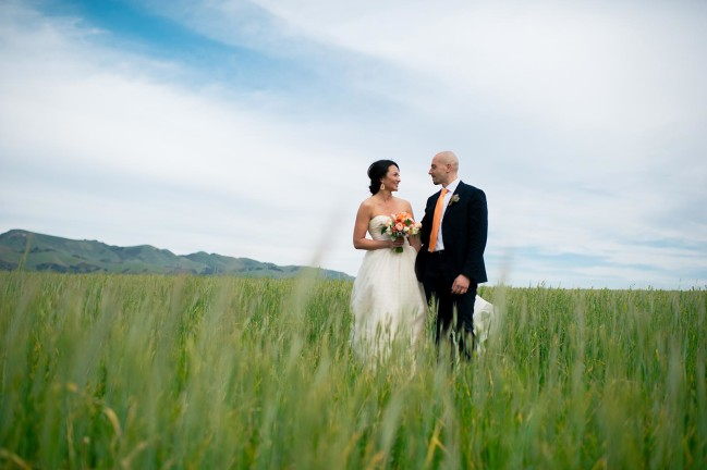 Wedding photography by Jonathan Roberts at Edna Valley in San Luis Obispo
