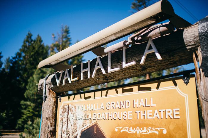 Valhalla Tahoe Wedding Photography and Video
