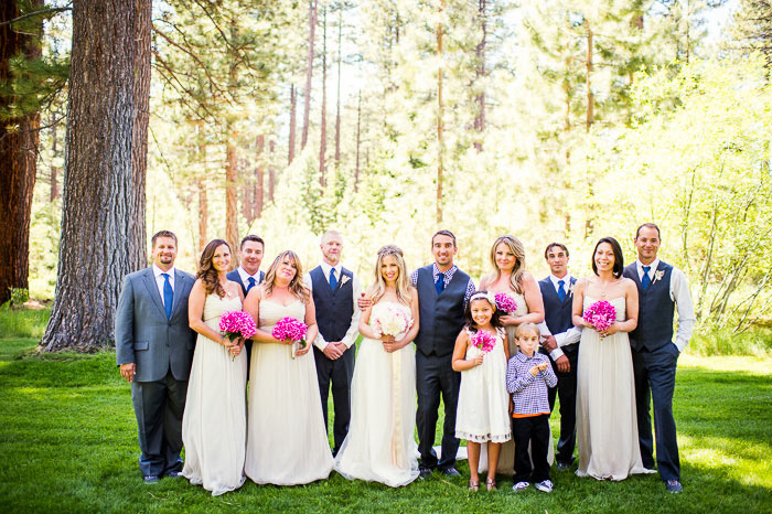 Valhalla Tahoe Wedding Venue Photography