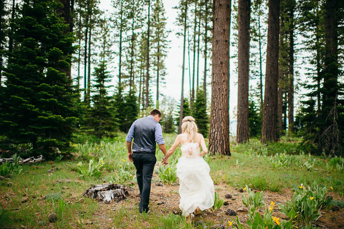 Valhalla Tahoe Wedding Photo and Video