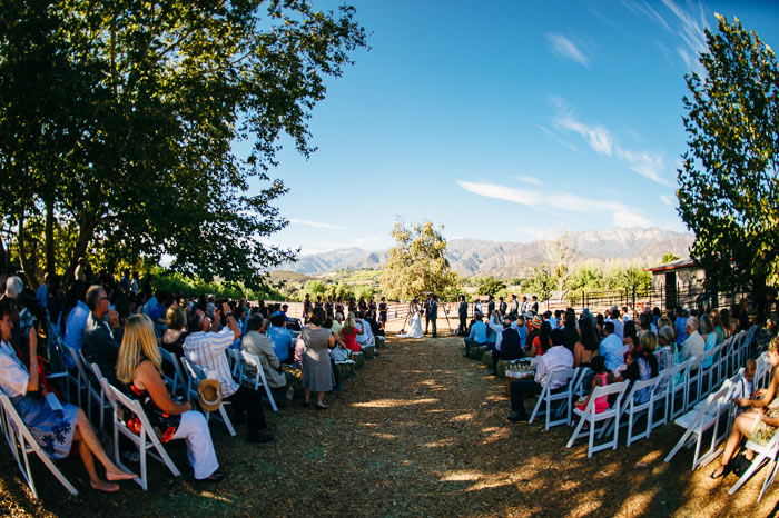 maria perry and david bowick wedding on family ranch in ojai california