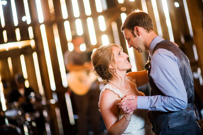 wedding photography at Spreafico Farms Barn in San Luis Obispo