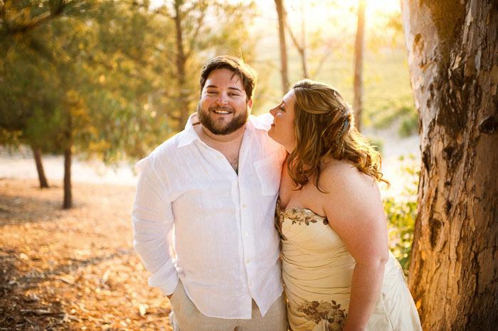 central coast wedding photos