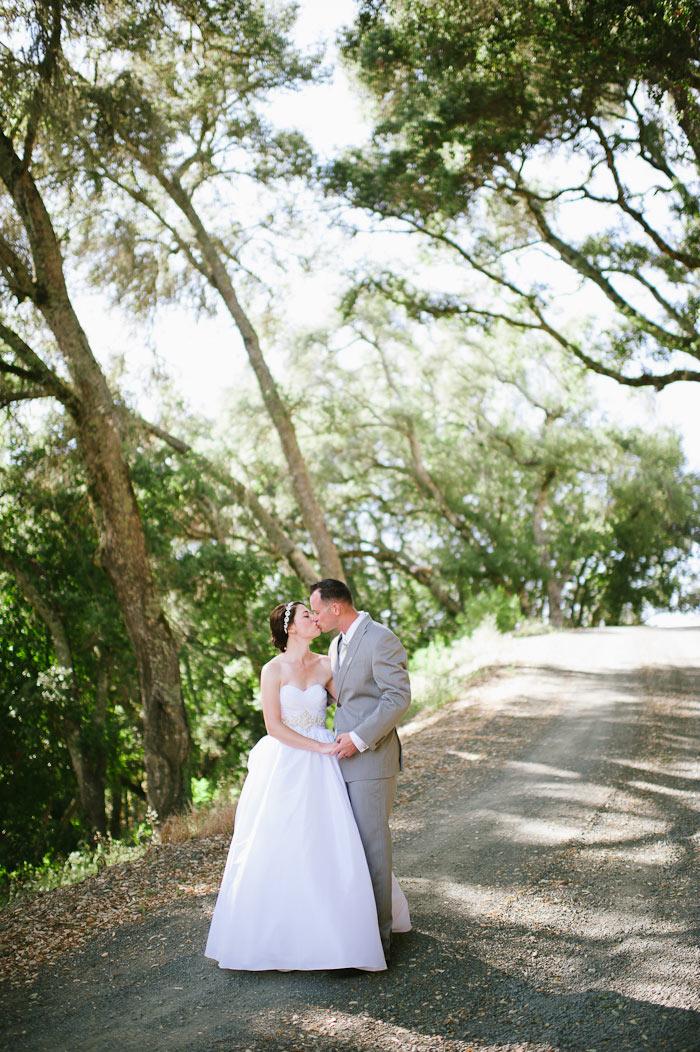 Lago Giuseppe winery wedding photos