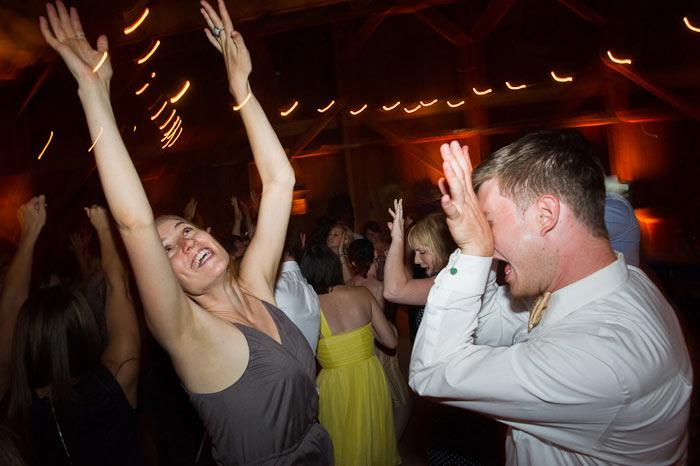 san luis obispo barn wedding photos