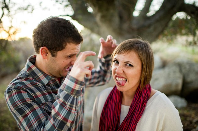 Engagement photography by Jonathan Roberts in Los Osos and San Luis Obispo, California