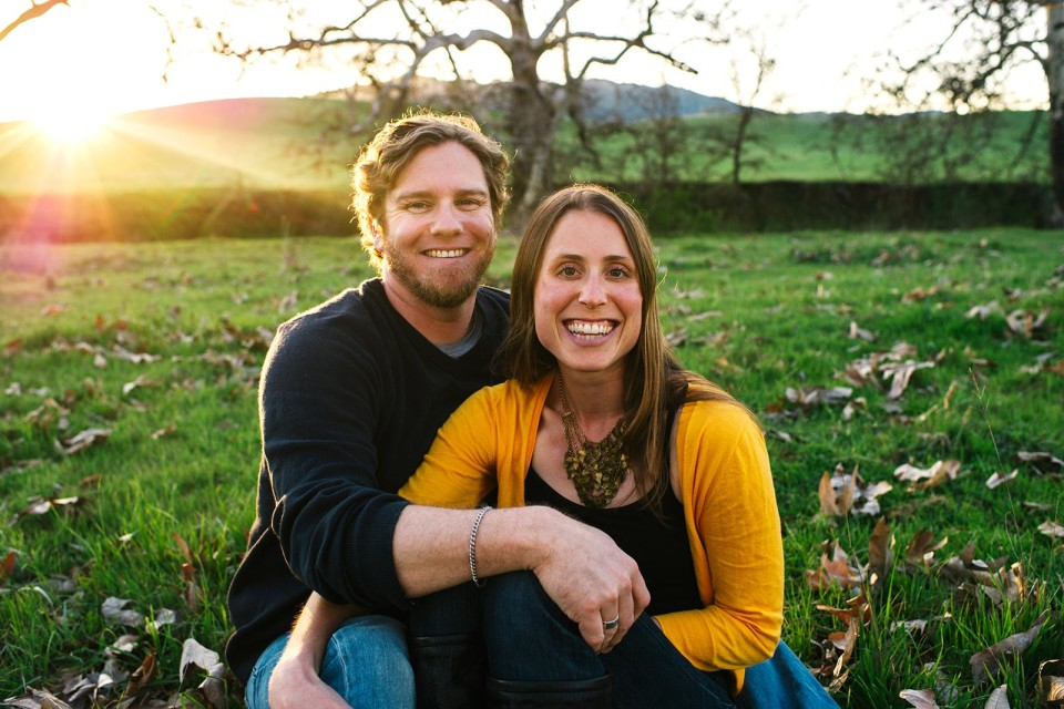 Engagement photography by Jonathan Roberts in Santa Margarita and San Luis Obispo, California