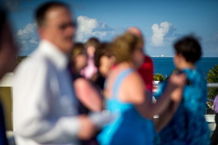 wedding cancun photos azul beach by charisma