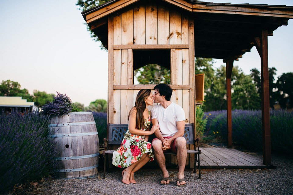 Engagement photography by Jonathan Roberts in Paso Robles, California