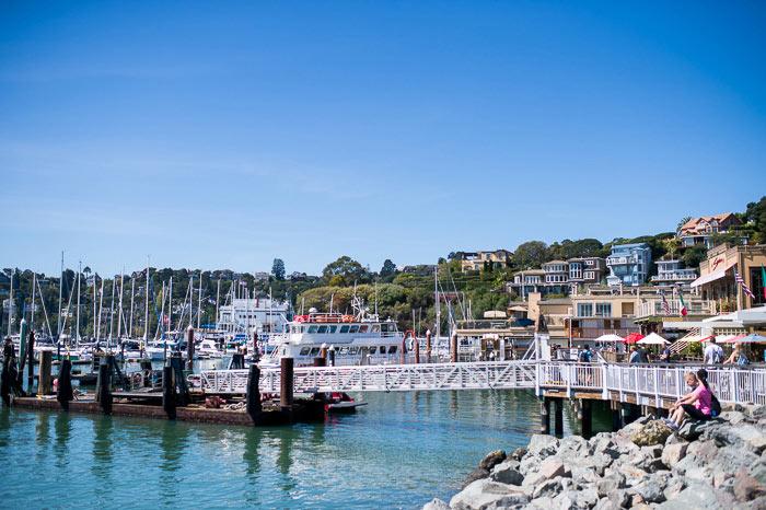 Corinthian yacht club tiburon california wedding images