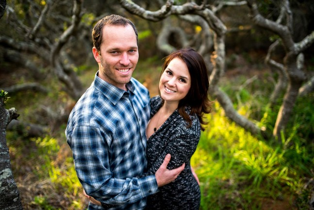 Engagement photography by Jonathan Roberts in Los Osos, California