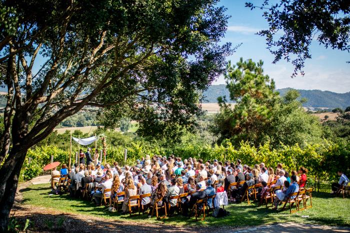 casitas estate wedding, san luis obispo wedding photographer